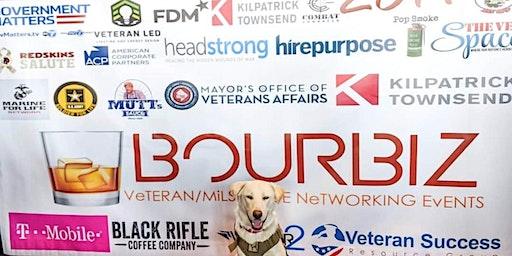 Sponsorship: MGM National Harbor Bourbiz DC Veteran/Milspouse Networking & Resource Event