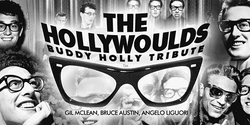 Buddy Holly Tribute Featuring The Hollywoulds