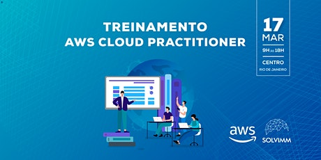 Treinamento AWS - Cloud Practitioner ingressos