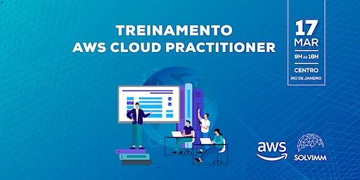 Treinamento AWS - Cloud Practitioner