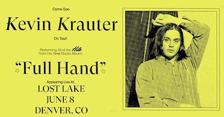 Kevin Krauter tickets