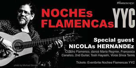 Noches Flamencas YYC tickets