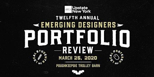 2020 AIGA UPSTNY Portfolio Review (Poughkeepsie, NY)