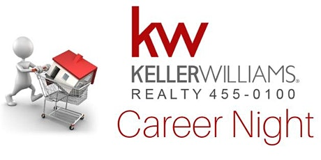 Career Night at Keller Williams Realty (Metairie) tickets