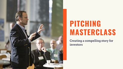 Pitching Masterclass tickets
