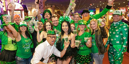 SPEED DATING & SINGLES AFTER PARTY AGEs 40 to 59/St Patrick's Weekend