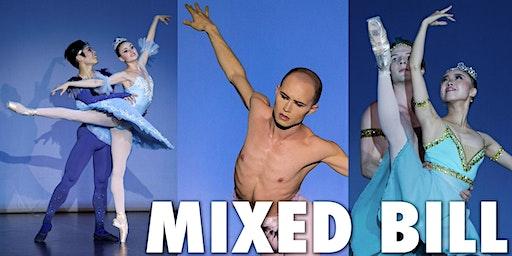 MIXED BILL - Ballet de Barcelona
