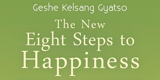 Book talk: The new eight steps to happiness with Mick Marcon - Tea Gardens