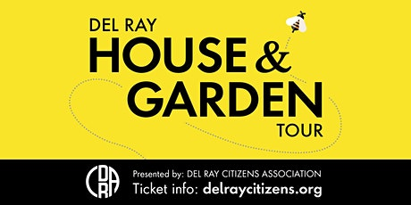 2020 Del Ray House & Garden Tour tickets