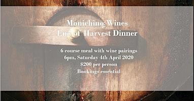 Monichino End of Harvest Dinner