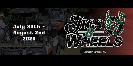 Jigs and Wheels Festival 2020 tickets