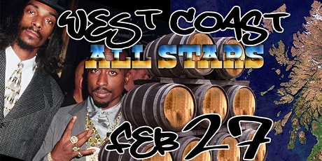 Bristol Whisky: West Coast All Stars tickets