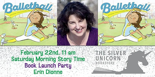 Saturday Morning Storytime Book Launch at the Silver Unicorn Bookstore