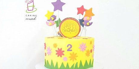 Cake Decorating Short Course with Alison Packer from Caking Mad tickets