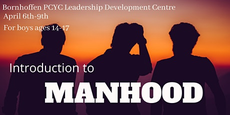 Introduction into Manhood tickets