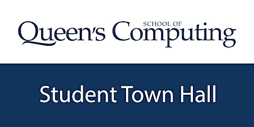 School of Computing Town Hall