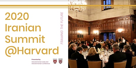 The 2020 Iranian Summit @Harvard tickets