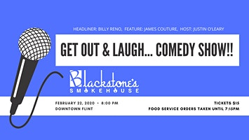 Get Out & Laugh Comedy Show