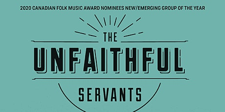 The Unfaithful Servants with Rick Bockner tickets