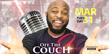 FUNNYMAINE'S OFF THE COUCH 2 TOUR - LIVE IN HOUSTON tickets