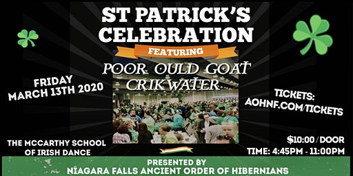 38th Annual AOH St Patricks Celebration