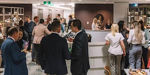 A night to celebrate | Servcorp Canberra Coworking Launch