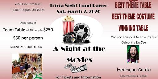 "Trivia Night "" A Night at the Movies"""