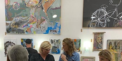 Locals Art Show at Resta Delray