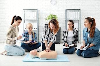 Atelier de secourisme pédiatrique GROUPE 1 billets
