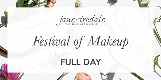 QLD Sunshine Coast jane iredale Education : Festival of Makeup