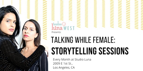 Talking While Female Storytelling Sessions: Magic Ep. 22 tickets