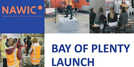 NAWIC Bay of Plenty Launch tickets