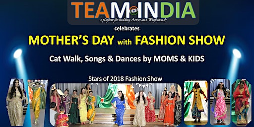 Mother's Day with Fashion Show
