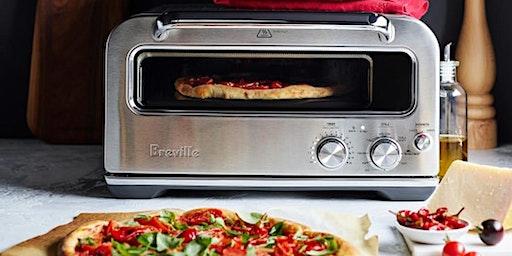 Williams Sonoma x Breville Pizzaiolo Pop Up featuring Pizzeria Stella