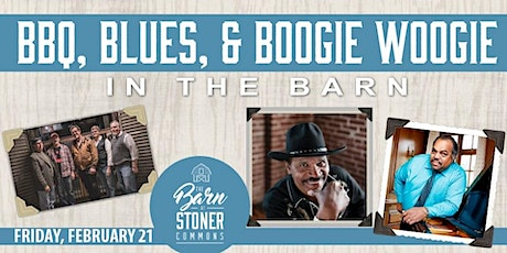 BBQ, Blues & Boogie Woogie in the Barn! tickets