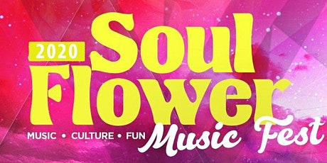 2021 Soul Flower Music Fest tickets