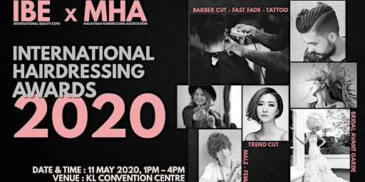 IBE Hairdressing Artistry Awards 国际美发大赛2020