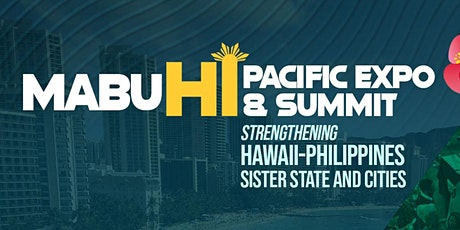 MabuHI Pacific Expo & Summit 2020 tickets