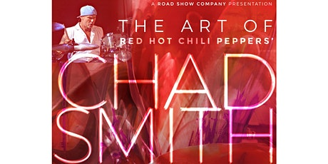 Red Hot Chili Peppers Chad Smith to Make San Diego Stop on Art Tour  tickets