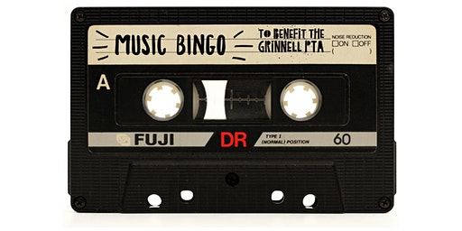 Music Bingo Social to benefit the Grinnell PTA
