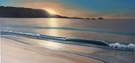 Sunset on the Beach One Day Painting Workshop tickets