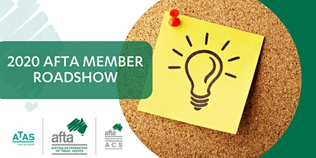 AFTA Member Roadshow - Adelaide tickets