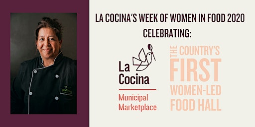 3/8 La Cocina Women in Food Wrap Up Party celebrating International Women's Day ft. Chef Guadalupe of Mi Morena + Chef Mayra Velazquez of Xingones at La Guerrera's Kitchen | by La Cocina
