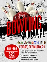 Greater Raleigh NPHC Bowling Social
