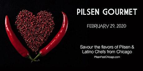 Pilsen Gourmet tickets