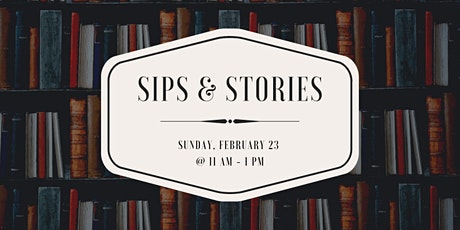 Sips & Stories Meetup / Book Swap tickets