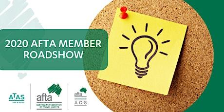 AFTA Member Roadshow - Melbourne tickets
