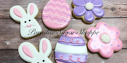 Easter Cookie Decorating Class with FREE DRINK!