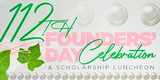 2020 Founders' Day Celebration and Scholarship Luncheon