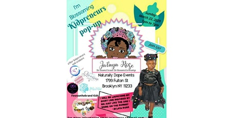 I'm Blossoming Kidprenuer Pop-Up  tickets